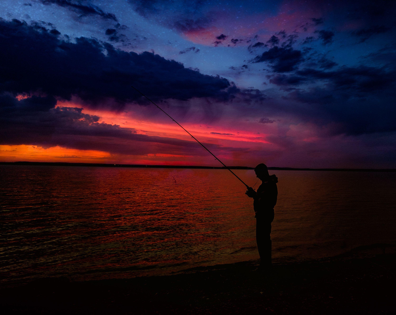 Рыбак.